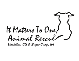 It Matters To One Animal Rescue