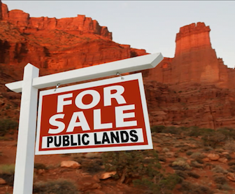 Petition to keep our public lands public
